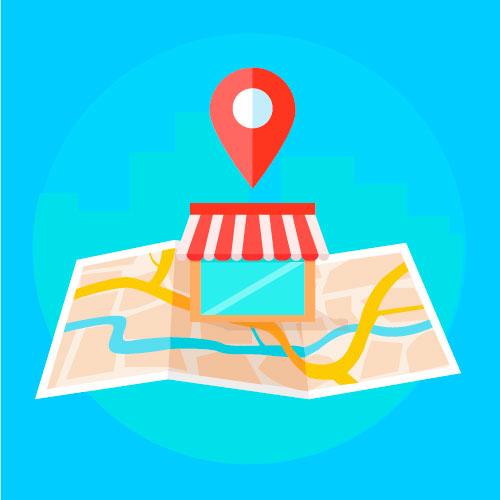 多店舗経営者様必見! Googleマップで現在位置を自由に設定する方法とは?